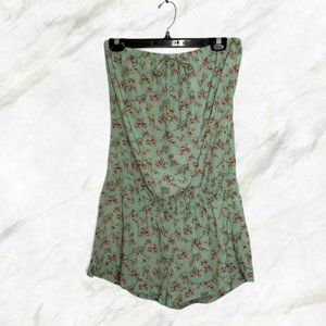 MAURICES floral romper large